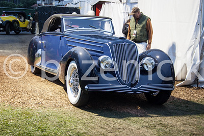 1930 Duesenberg J Graber Cabriolet