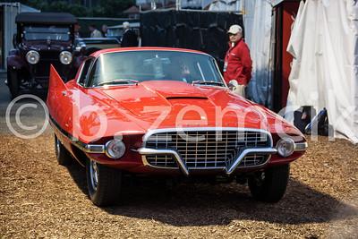 1956 Ferrari 410 Super America Ghia Berlinetta - 5Ltr. V-12