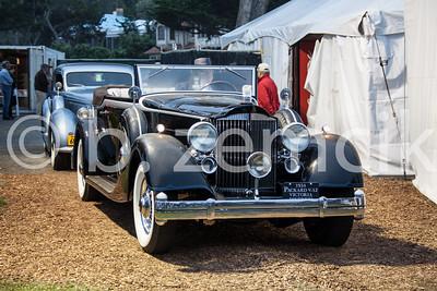 1934 Packard V-12 Dietrich Victoria