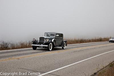 1931 Pierce-Arrow 41 LeBaron Sport Sedan
