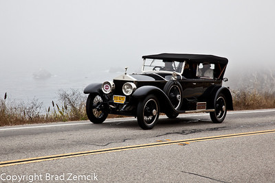 36AG 1921 Rolls-Royce Silver Ghost Pall Mall Tourer