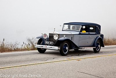 25GY 1930 Rolls-Royce Phantom II Brewster Trouville