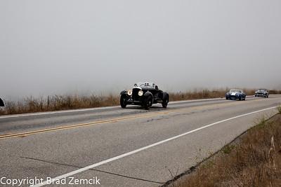 FR2637 1929 Bentley Speed Six Park Ward Open 2-Seater Tourer