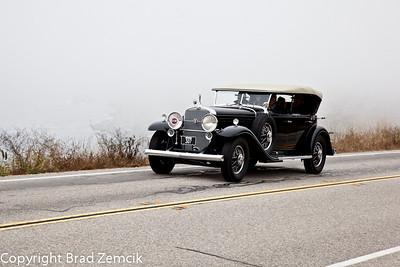 1930 Cadillac 452 Fleetwood Sport Phaeton