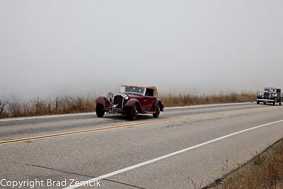 1934 Alpha Romeo 8C 2300 Figoni Cabriolet