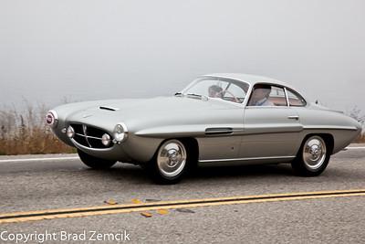 Possibly 1952 Abarth 1500 Biposto Bertone B.A.T. 1 -???