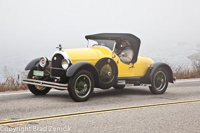 """1924 Kissel 6-55 """"Gold Bug"""" Speedster"""
