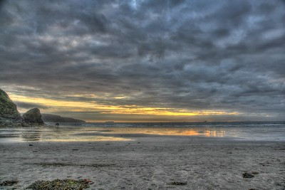 Broadhaven beach, Pembrokeshire