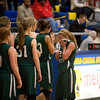 In IHSAA girls basketball section #9 first round action Pendleton Heights falls to Connersville 32 to 31 at Greenfield Central High School Tuesday, February 5, 2013. Photo by Richard Sitler