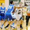Pendleton Heights hosted Hamilton Southeastern on Saturday.