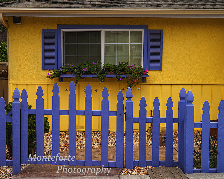 Colorful house in PG