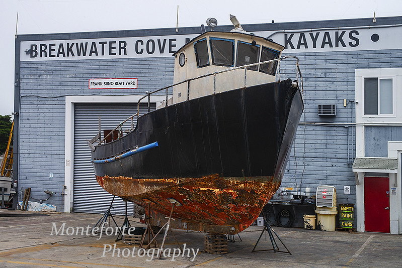 Boat yard Monterey Ca