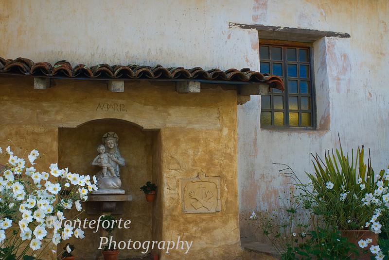 Mission San Carlos Borromeo del Rio Carmelo, Carmel California