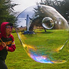 Big bubble happy