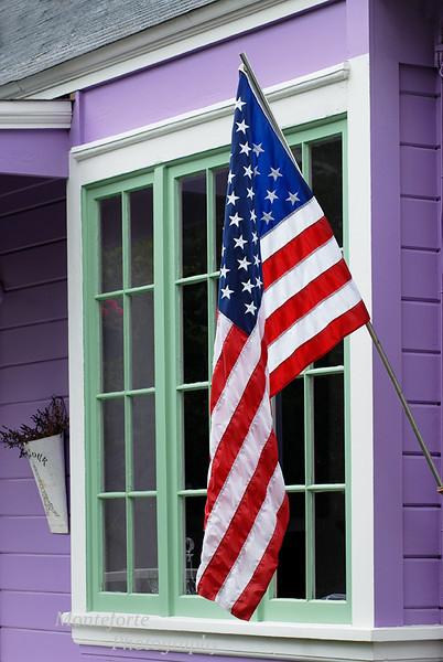 Steve's house on Chestnut street, Pacific Grove Ca.