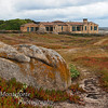 One of  only two houses on the ocean side of the road in Pacific Grove Ca.