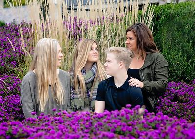 Sarah and Kids, Purple (1 of 1)
