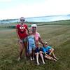 Grammy and her favorite grandchildren