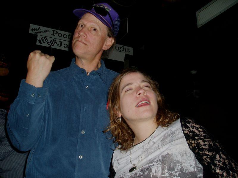 Steve and Gret