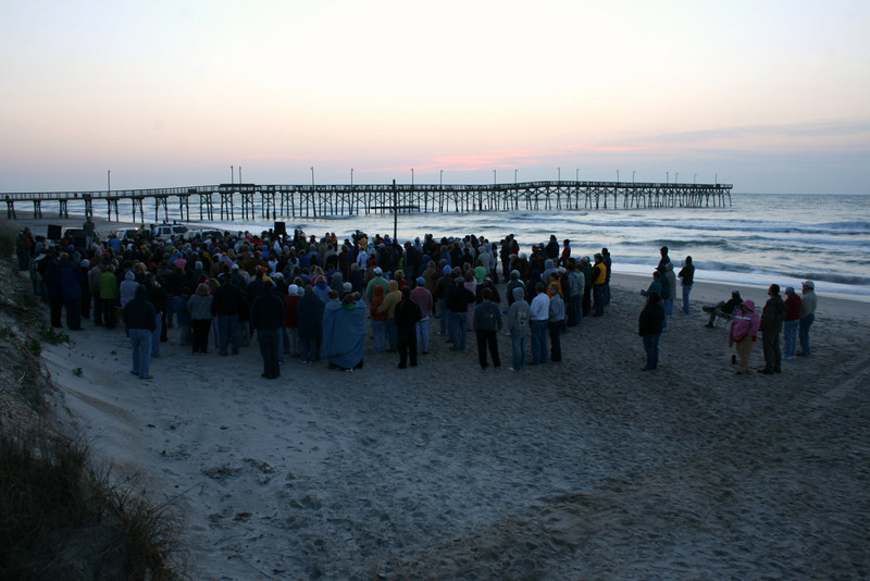 Easter Sunrise Service #01