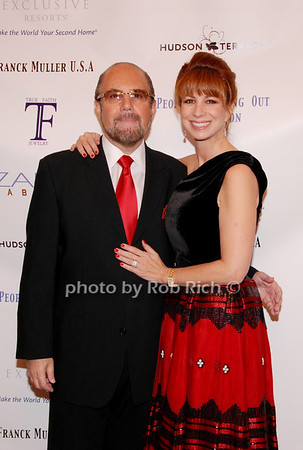 Bobby and Jill Zarin