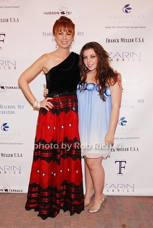 Jill Zarin and Allyson Shapiro