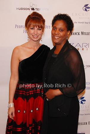 Jill Zarin and Monica Williams