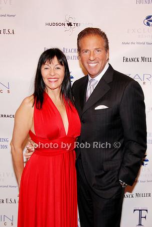 Christina DeSimone and Glen Miles