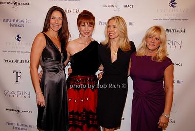 Carol Press, Jill Zarin, Jacqueline Murphy and Iris Swartz