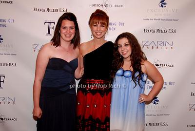 Joanna Wexler, Jill Zarin and Allyson Shapiro