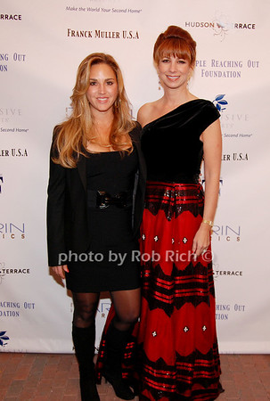 Andrea Correale and Jill Zarin