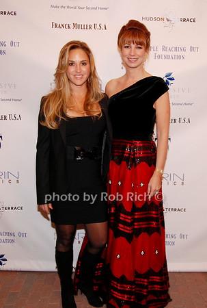 Andrea Correale and Jill Zarin