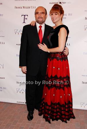Bobby and Jill Zarin