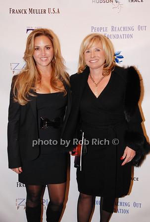 Andrea Correale and Sharon Bush