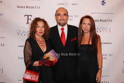 Lenore Zarin, Bobby Zarin and Julie Jassem Katz
