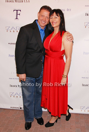 Frank DeSimone and Christine DeSimone