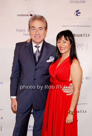 Bruce Lipnick and Christina DeSimone