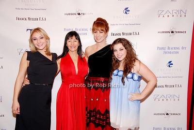 Lindsay Malen, Christina DeSimone, Jill Zarin and Allyson Shapiro