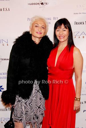 Danielle Pollitz and Christina DeSimone