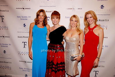 Kelly Killoren Bensimon, Jill Zarin, Ramona Singer and Alex McCord