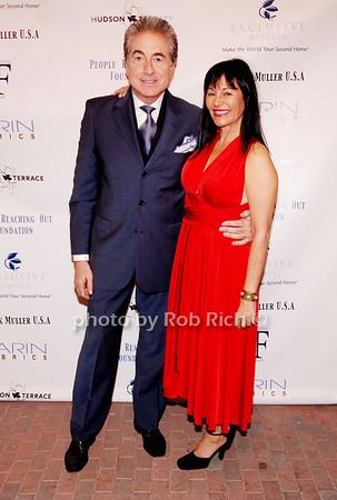 Bruce Lipnick and Christina DeSimone