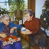 Octavie at Christmas 1996