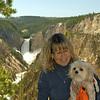 Ernie & Sissy, Yellowstone Park