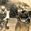 Emil Tschumper and Veronica (Hieke)Tschumper 1919