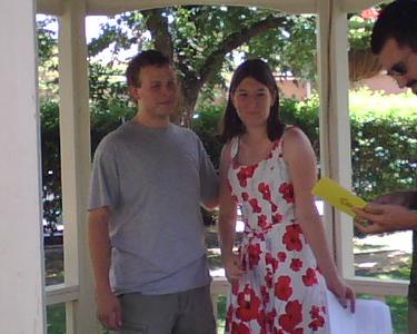 2008-6-19 Fell-Cyr Wedding