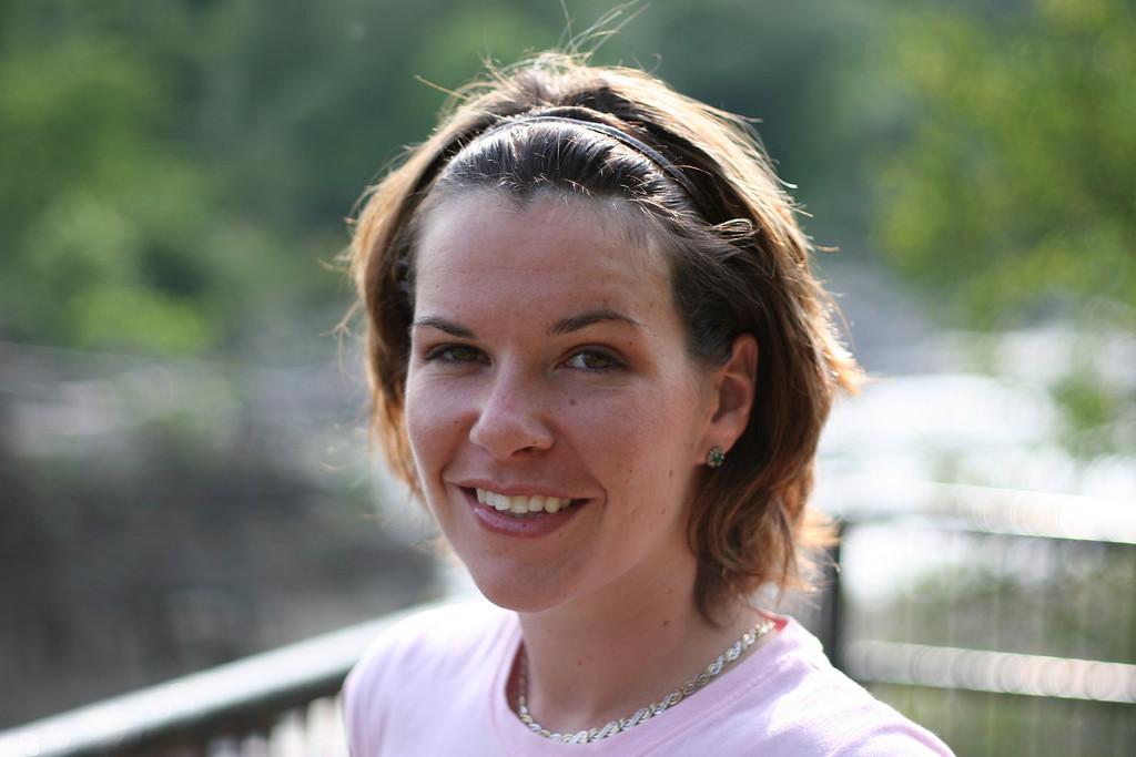 Maureen, Hog's Back Park, Ottawa