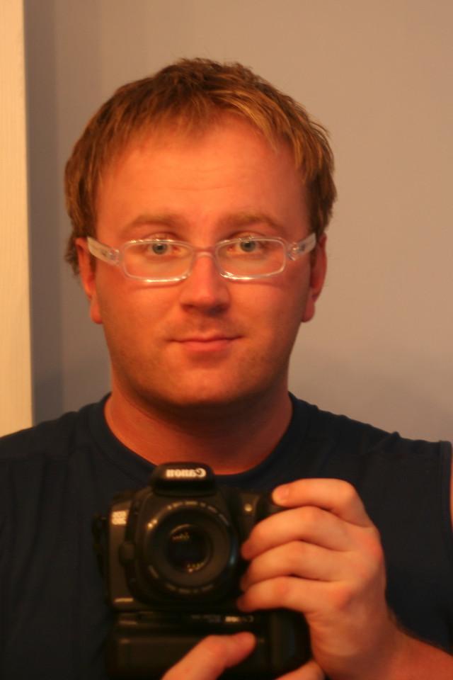Matt & his camera