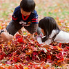 Daddy's Love in the Fall