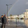 Double Rainbow In Redondo Beach~