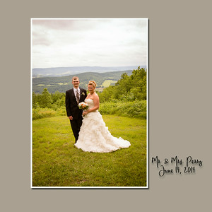 Perry Wedding Album
